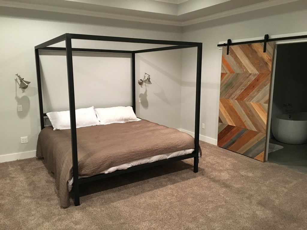 What a fun bed. Architecture Canopy Bed   Modern Beds   Platform Beds   Modern