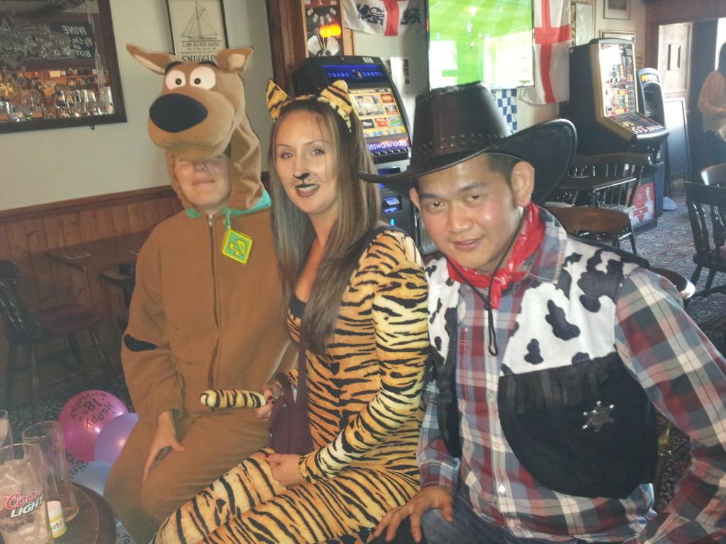 customer image customer image - Tigress Halloween Costume