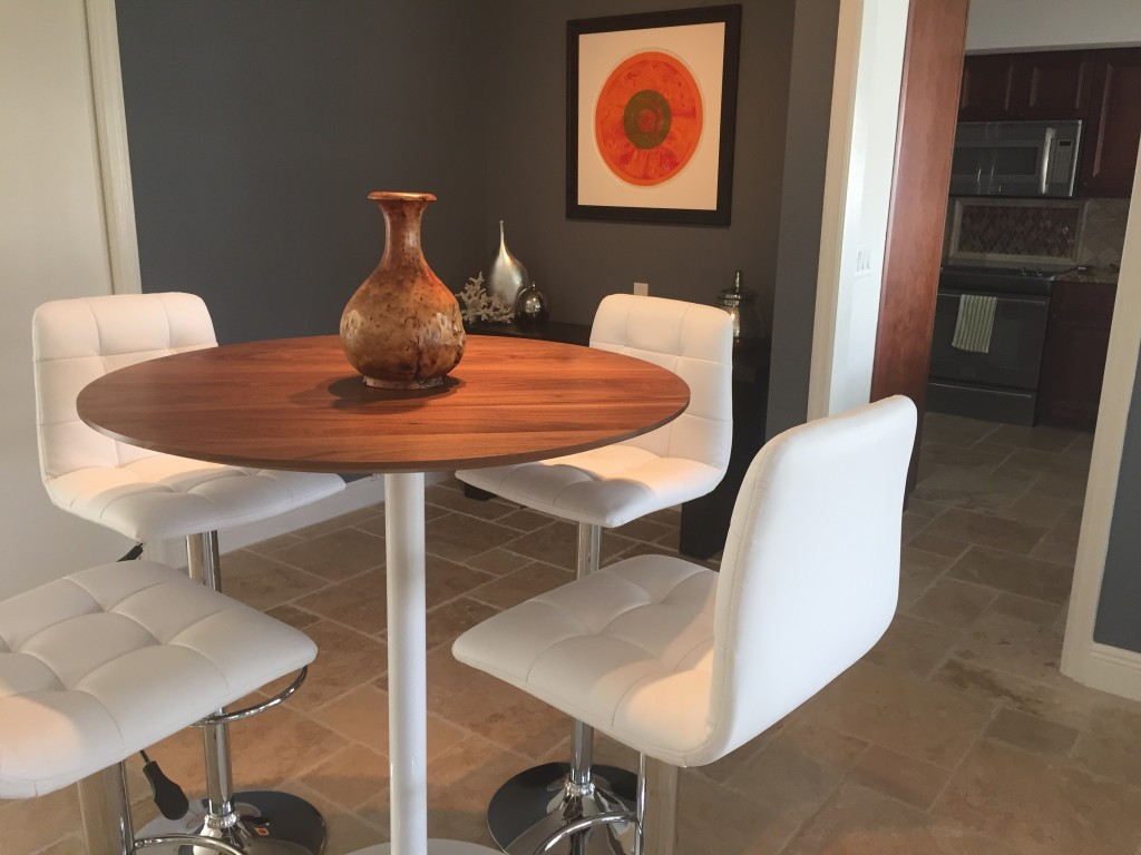 Aria Bar Tables - Modern Counter & Bar Tables - Modern Dining Room ...