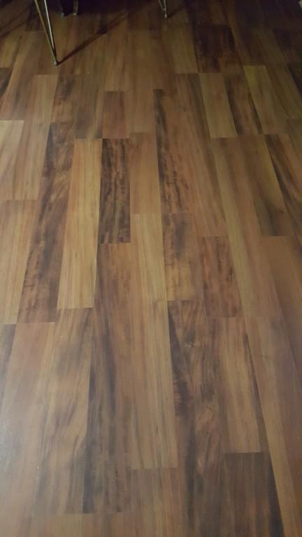 Beautiful Floors 8mm+pad bronzed brazilian acacia - dream home | lumber liquidators