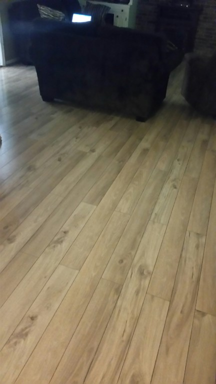 I Absolutely Love This Flooring! I WILL Buy It Again!