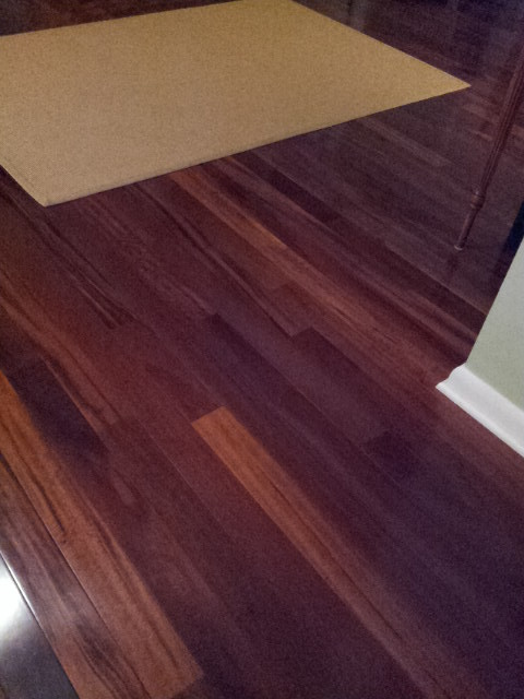 ORLANDO, FLORIDA -- We installed Lumber Liquidators, Bellawood Bolivian Rosewood over a concrete floor using Lumber Liquidators instructions and products, in 2 mos. the floor buckled and warped badly. They not only would not stand behind it, they denied telling us we could install it over concrete/5(9).