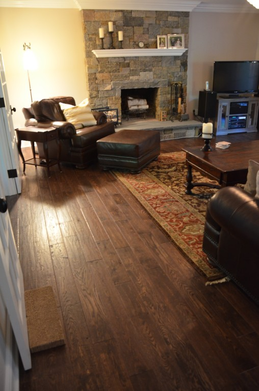 Great Flooring, Lots Of Character