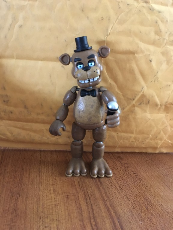 Funko Five Nights at Freddy\u0026#39;s Articulated 5 inch Action Figure ...