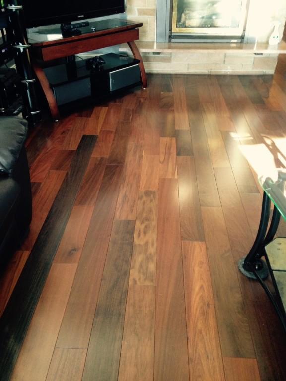 Brazilian walnut flooring for Bellawood brazilian walnut
