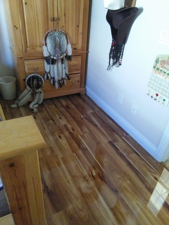 ... Great Looking Floor At A Good Price