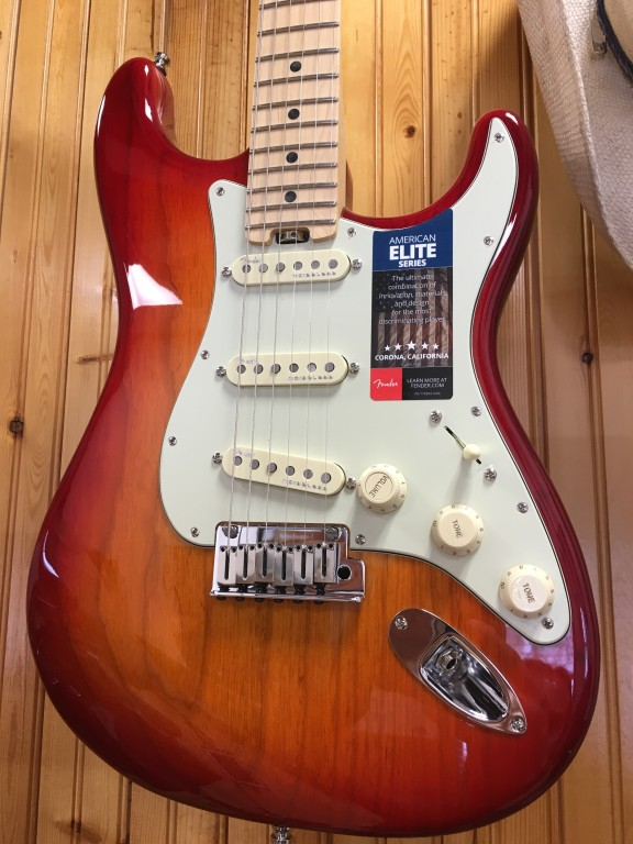 Charming Strat Style Guitar Thick Ibanez Wiring Square Dragonfire Pickups Wiring Diagram Les Paul 3 Pickup Wiring Youthful Dimarzio Color Code DarkCar Alarm Installation Instructions Fender American Elite Stratocaster Maple Fingerboard Electric ..