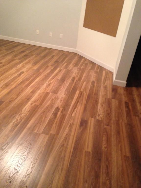 Love, Love, Love My New Floor; I Woulsd Shop At Lumber Liquidators Again