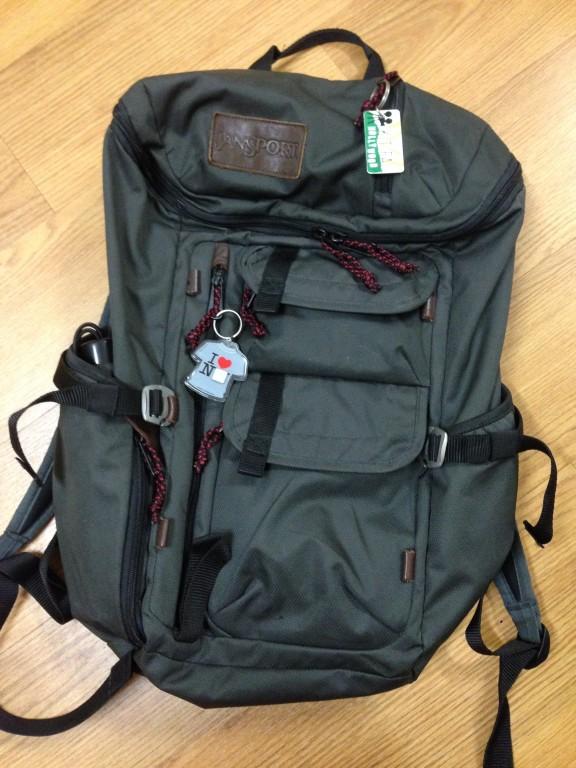 Watchtower Backpack | Shop Outdoor Backpacks online at JanSport
