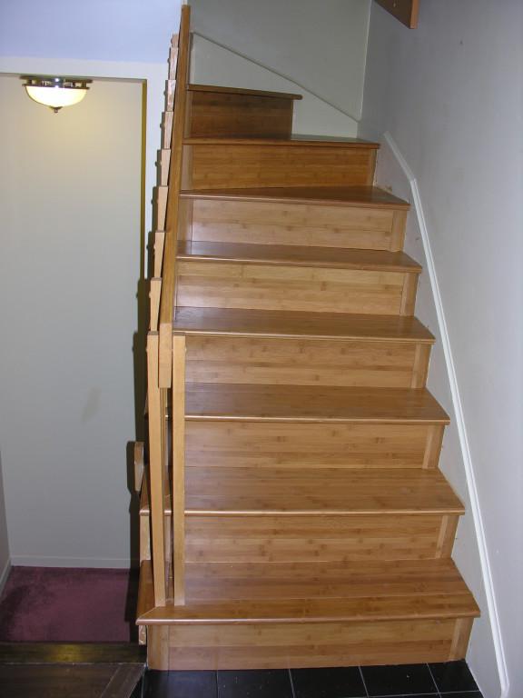 5 8 Quot X 3 1 4 Quot X 6 Lft Bamboo Stair Nose Lumber Liquidators