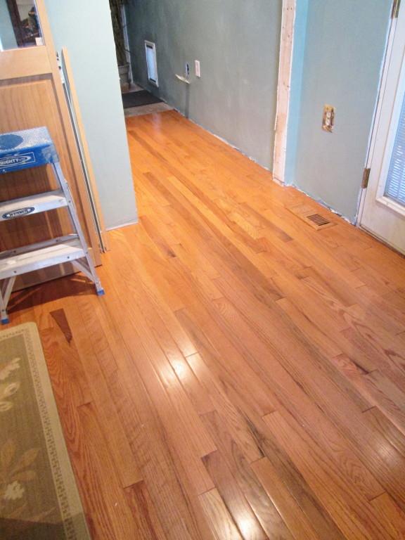 3 4 x 2 1 4 butterscotch oak builder 39 s pride lumber for Builders pride flooring installation