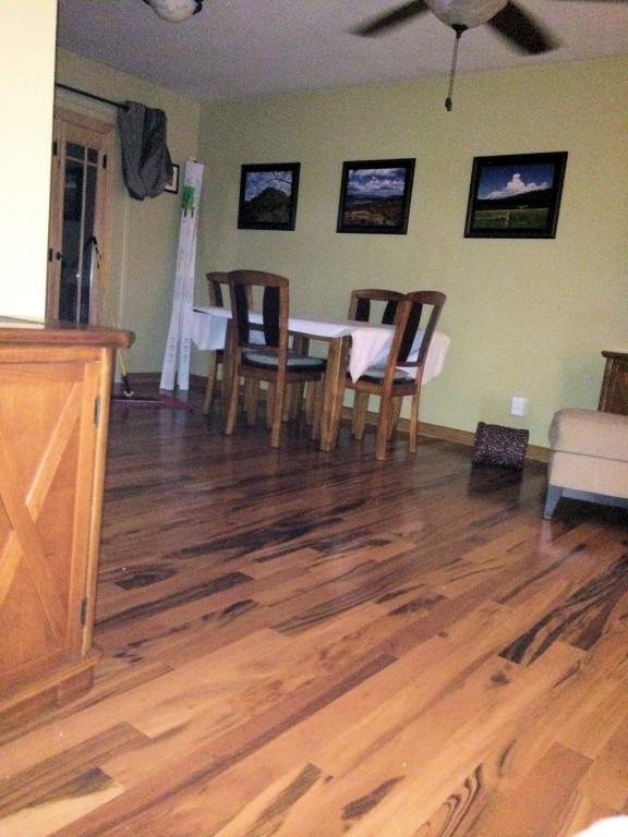 3 4 x 3 1 4 brazilian koa bellawood lumber liquidators for Bellawood flooring reviews