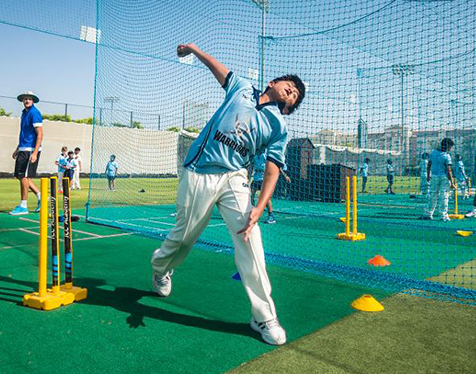 ICC Cricket Kids Tour Dubai