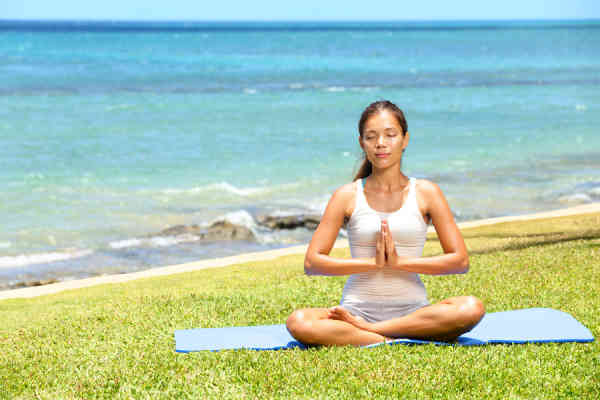 Mindfulness and meditation are just two of the treatments options you'll find at wellness retreats.