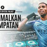 Prediksi Manchester City vs Crystal Palace 6 Mei 2017