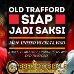 Prediksi Manchester United vs Celta Vigo 12 Mei 2017