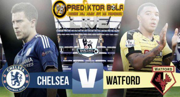 Prediksi Bola Chelsea Vs Watford 16 Mei 2017