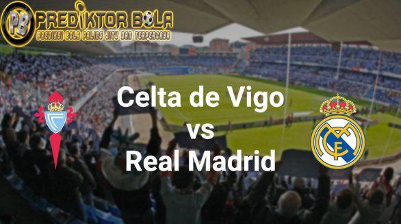 Prediksi Bola Celta Vigo vs Real Madrid 18 Mei 2017