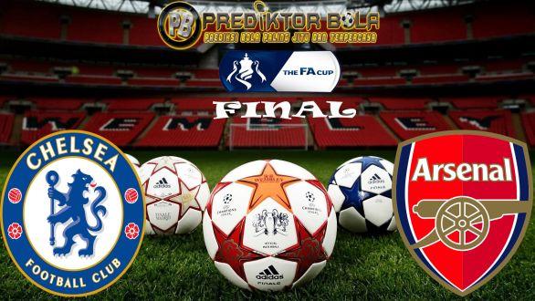 Prediksi Bola Chelsea vs Arsenal 27 mei 2017