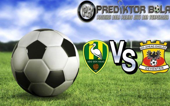 Prediksi ADO Den Haag vs Go Ahead Eagles 6 Agustus 2016