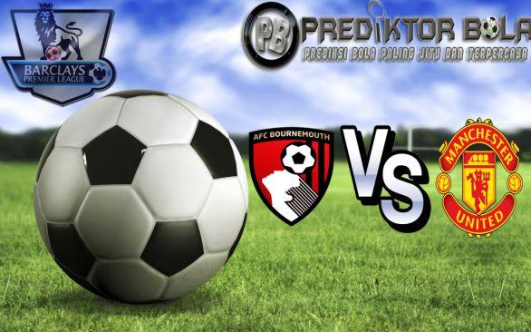 Prediksi Bola Bournemouth vs Manchester United 14 Agustus 2016