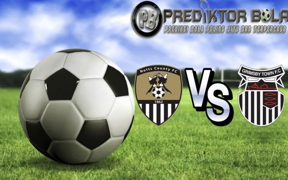 Prediksi Bola Notts County vs Grimsby Town 3 September 2016