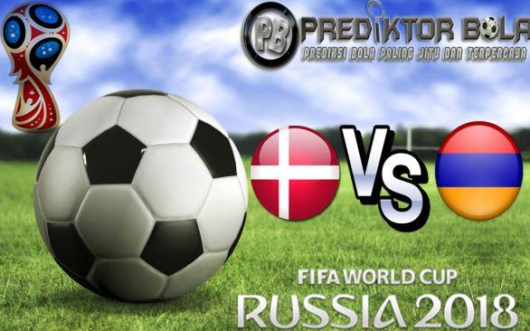 Prediksi Bola Denmark vs Armenia 04 September 2016
