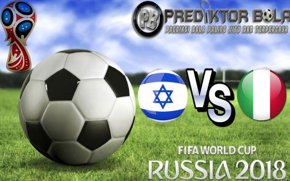 Prediksi Bola Israel vs Italia 06 September 2016