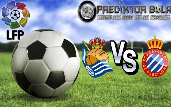 Prediksi Bola Real Sociedad vs Espanyol 10 September 2016