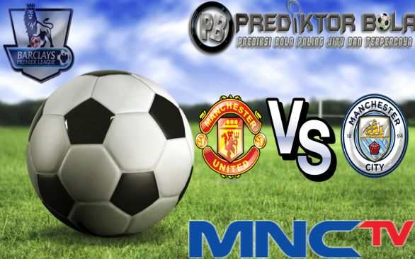 Prediksi Bola Manchester United vs Manchester City 10 Sep 2016