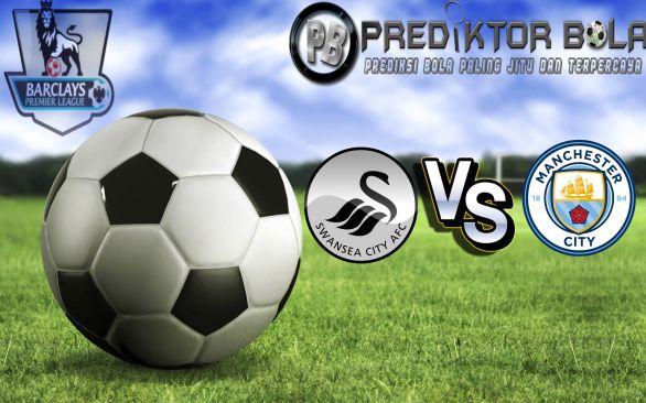 Prediksi Bola Swansea vs Manchester City  24 September 2016