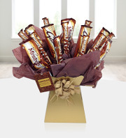 Galaxy Chocolate Bouquet