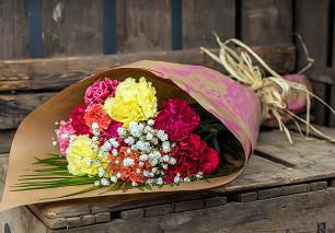Carnations Bouquet