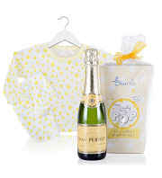 Ready to Pop Champagne Baby Gift