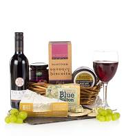 Wine & Cheese Selection
