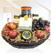 Fruit & Cheese Basket