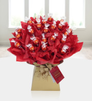 Lindor Chocolate Bouquet