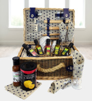 Ultimate BBQ Picnic Basket
