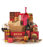 Season's Greetings Basket