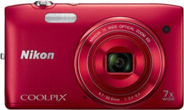 Nikon S3400