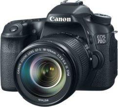 Canon EOS 70D Kit II