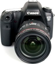 Canon EOS 6D Kit II
