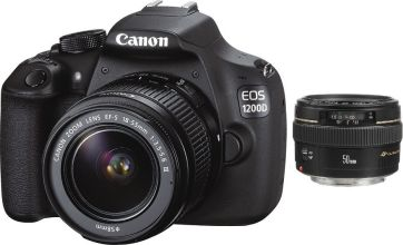 Canon EOS 1200D Dual Kit