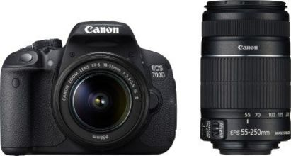 Canon EOS 700D Double Zoom