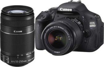 Canon EOS 600D Kit 3