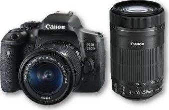 Canon EOS 750D Kit