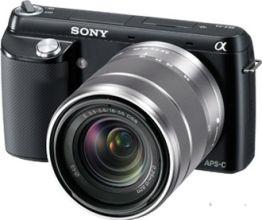 Sony Alpha NEX-F3K
