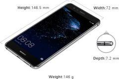 Huawei P10 Lite Design and Display