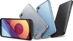 LG Q6 Plus Design and Display