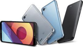 LG Q6 Design and Display